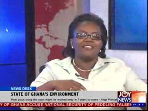 State of Ghana Environment - News Desk (4-6-14)