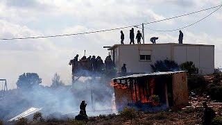 Израиль начал эвакуацию форпоста Амона