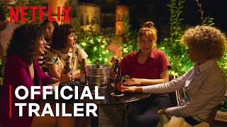 Valeria | Official Trailer | Netflix