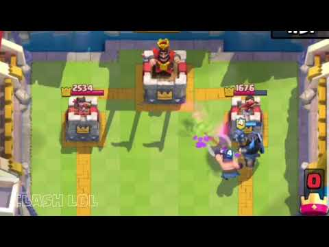 Clash Royale Funny Moments