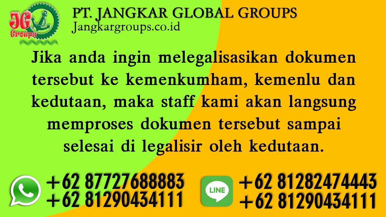 Untuk Konsultan RPTKA IMTA Telex Visa Merp KITAS KITAB ...