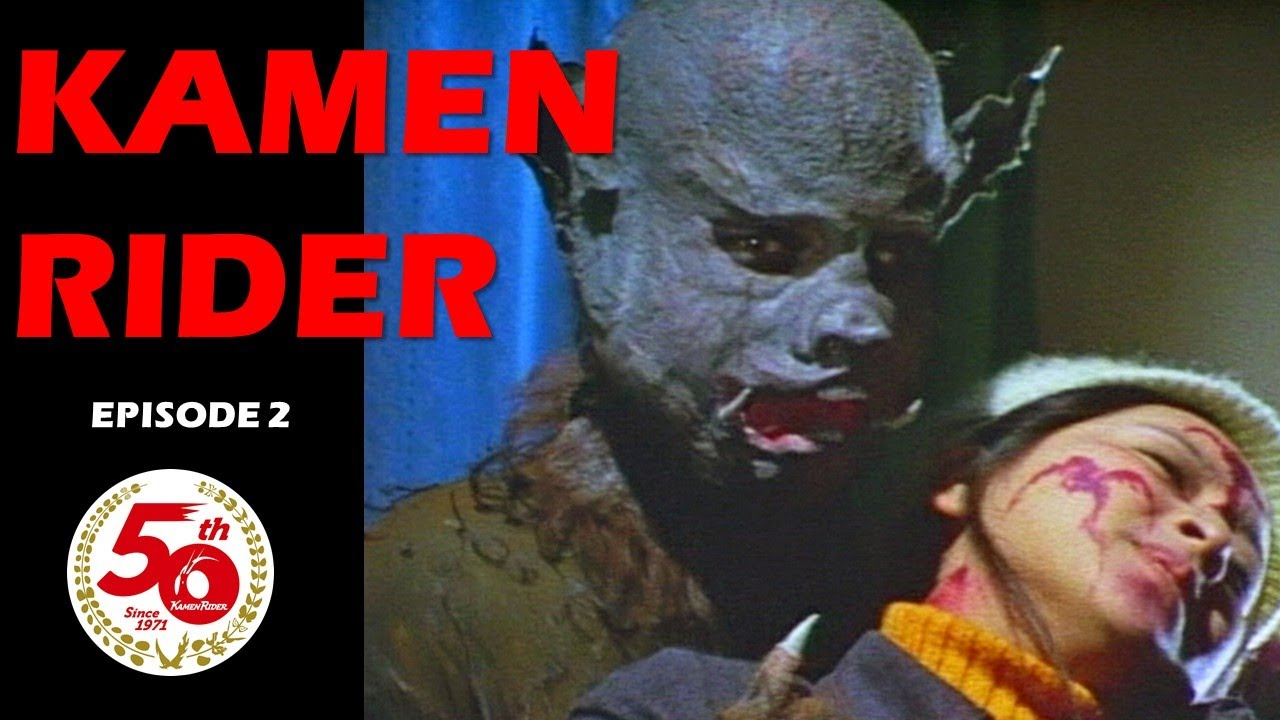 Download KAMEN RIDER (Episode 2)