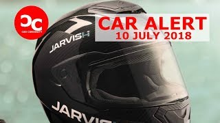 Jarvish adds Alexa and AR to make its motorcycle helmet even smarter