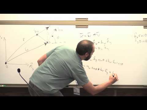 Multibody Dynamics and Control with Python part 1 | SciPy 2014 | Jason Moore