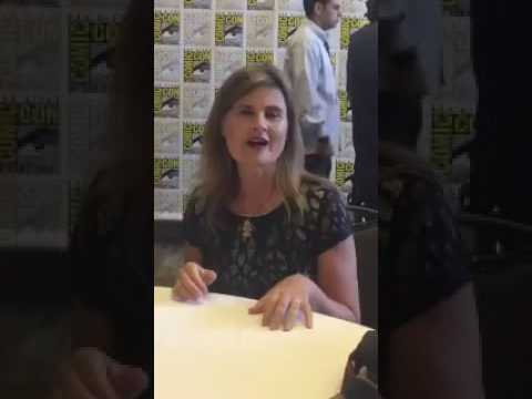 Sophie Aldred on being the first Doctor Who companion to