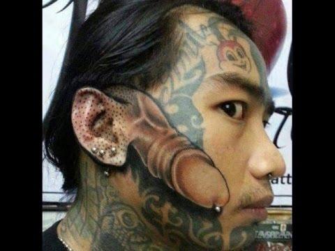 20 worst face tattoos ever