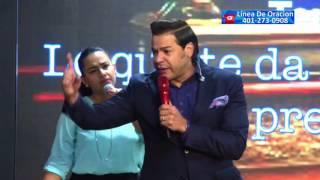 lo que te da la victoria es la presencia   Pastores Geovanny y Sondy Ramirez