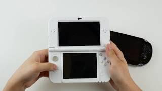 PS Vita vs Ninтendo new 3DS (XL) kurzer Vergleich