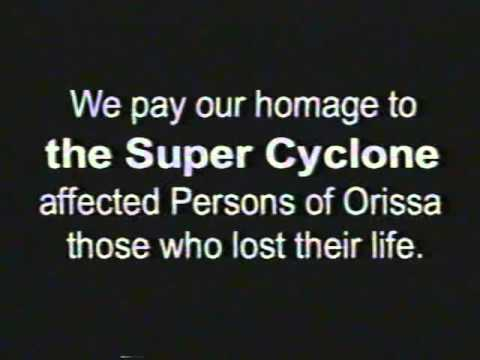 Super Cyclone 1999, Odisha