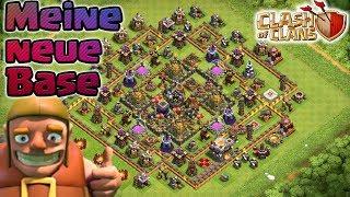 meine neue Base [Clash of Clans ] DEUTSCH