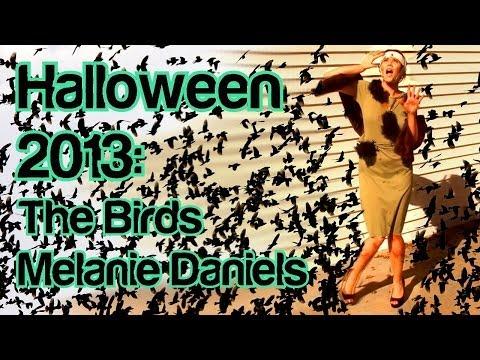 Halloween 2013:  'The Birds' Melanie Daniels (Bloody)