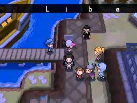 Play Pokemon Black Part 7 Aboard The Liberty Garden