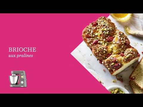 recette-de-brioche-aux-pralines-avec-le-titanium-chef-pâtissier-kenwood