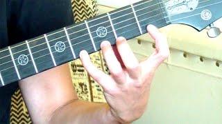 №3. Постановка рук при игре на гитаре. Уроки игры на гитаре