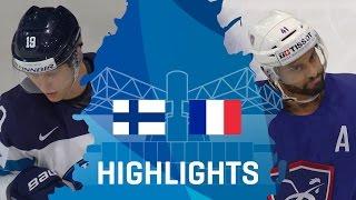 Finland - France | Highlights | #IIHFWorlds 2017