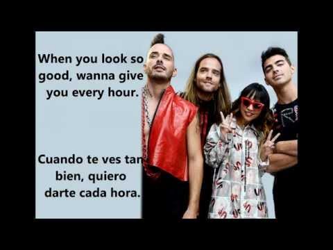 DNCE- Pay my rent. (lyrics video/ Traducción con subtítulos en español)