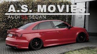 Domis Audi S3 sedan airride movie   car porn HD