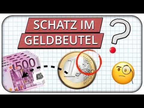 Welcher ungeahnte Schatz steckt in deinem Geldbeutel?! 🤑