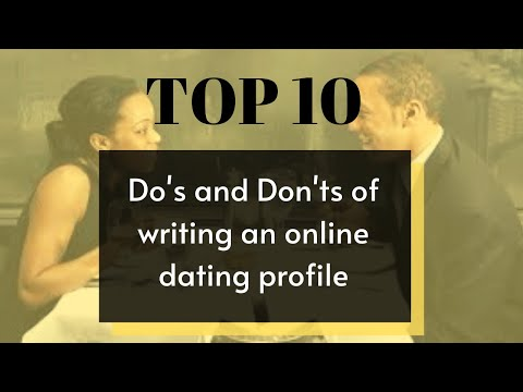 5 Must Haves for a Successful Online Dating Profile 👩💻 from YouTube · Duration:  5 minutes 24 seconds