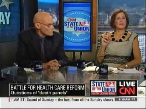 """James Carville Calls Death Panel Chatter """"Right Wing Nuttery"""""""