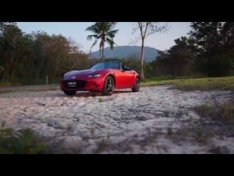 All New Mazda MX-5  Media Test Drive