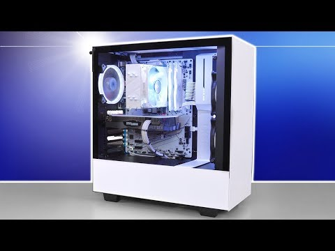 Building A Sexy Gaming PC - $900 PC Build