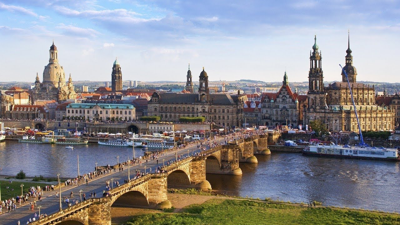 Dresden  Germany   YouTube Dresden  Germany