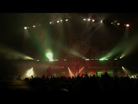 Lamb Of God - Laid To Rest Live @ Helsinki Ice Hall, Finland 8/12/2018