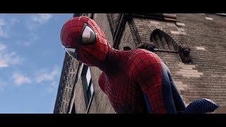 The Amazing Spider-Man - Fights/Swinging Compilation HD