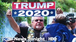 Trump 2020 Rally & The Hep C Cure: VICE News Tonight Full Episode (HBO)