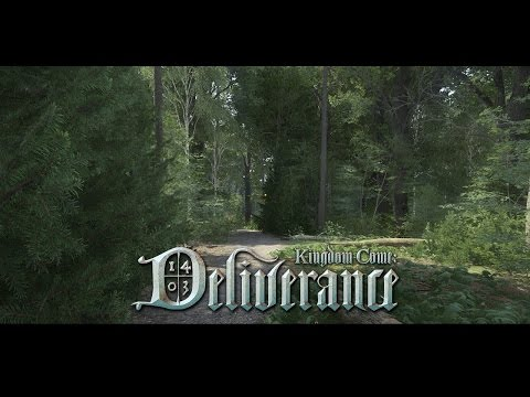 Kingdom Come: Deliverance – Landscape BETA