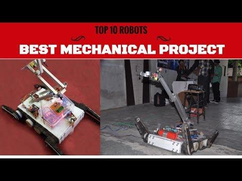 Best award winning engineering project.