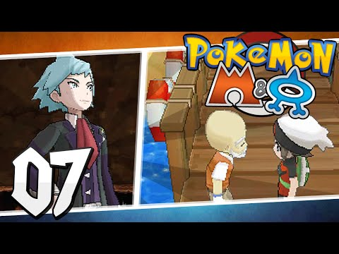 Pokémon Omega Ruby and Alpha Sapphire - Episode 7 | Steven t