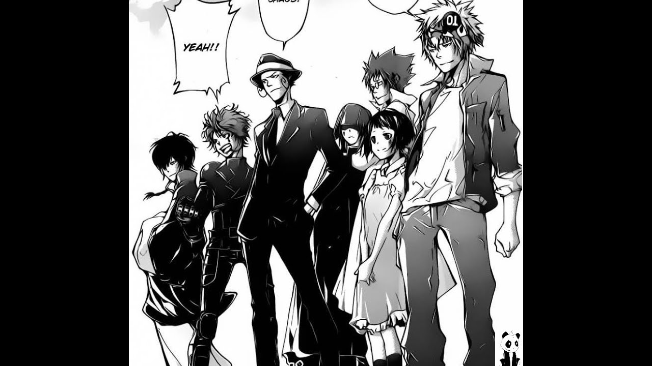 Hitman Reborn Manga Chapter 406 Review The End Should Be