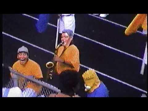 Morgan Road Middle School Pep Band 1996