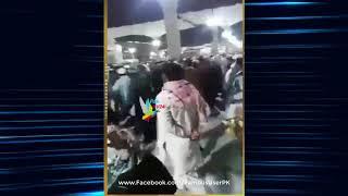 Masjid al haram madina incident video