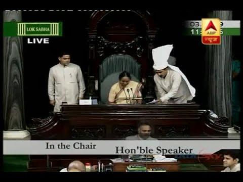 Sonia Gandhi announces former LS speaker Meira Kumar name for President