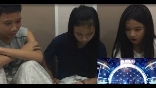TNT BOYS REACTION Little Big Shots UK  - CHELSEA AND COUSINS