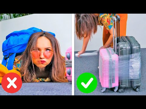 Genius TRAVEL HACKS You Need to Know Before YOUR NEXT TRIP