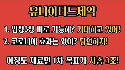 유나이티드제약_흡입형 코로나 치료제//부데소니드 관련주