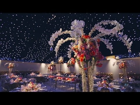 Happy, fun platinum wedding {Tulsa wedding video}