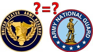 National Guard VS Army Reserves | Main Differences and Similarities