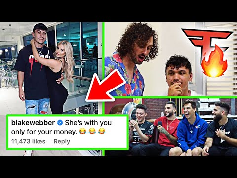 FaZe Clan Gets ROASTED by a Stranger