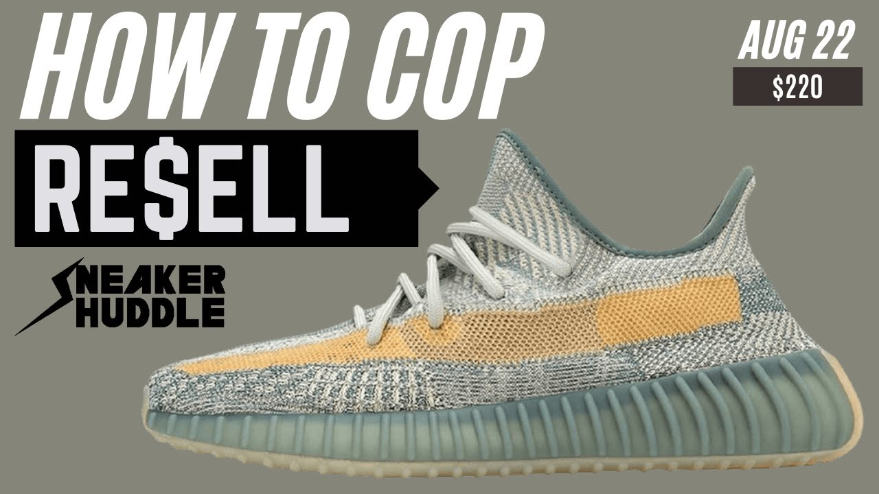 Yeezy Boost 350 V2 'Israfil' | How to