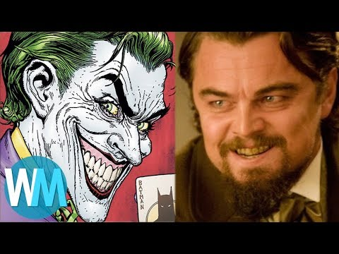 Top 10 Actors That Could Play The New Joker