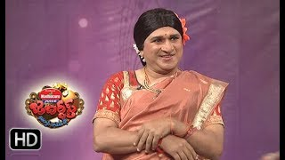 Rocket Raghava Performance | Jabardasth |  30th November 2017 | ETV  Telugu