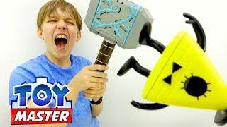 Gravity Falls Bill Schiffer Dipper'e karşı. Toy Master