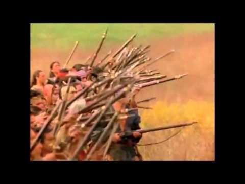 Harrison destroys Tecumseh at Thames 1813