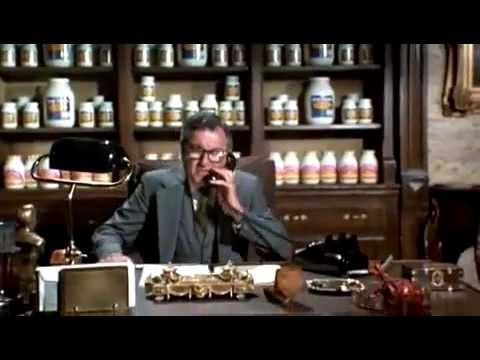 Airplane - Dr Brody at the Mayo Clinic