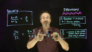 Fractions 7: The Key Fraction Belief